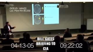Gates Vaccines & CIA