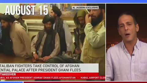 """VIDEO: In July, Biden said the Taliban takeover was not """"inevitable."""""""