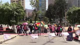 Las protestas en contra y a favor de Evo Morales se intensifican en Bolivia