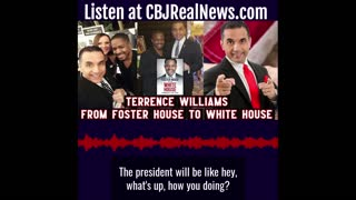 Terrence Williams UNLEASHES How President Trump is Fighting For US!