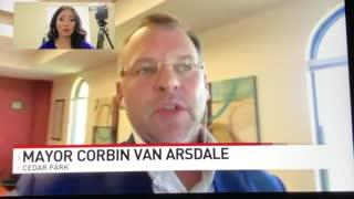 Mayor Corbin VanArsdale on Masks: Do As I Say Not As I Do