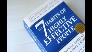 The 7 Habits of Highly Effective People Stephen Covey [Full Audiobook]
