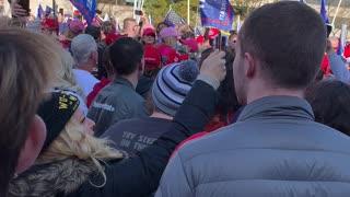 Million Maga March Washington DC #stopthesteal