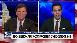 Tucker Slams Big Tech CEOs Following Congressional Hearing