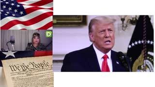 President Trump December 2, 2020 / Voters Fraud / US Election