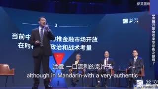 Chinese Professor Video 2