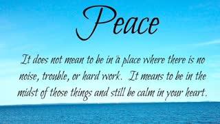 Soul of the Everyman - Peace