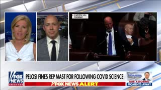 Brian Mast Speaks Out After Being Berated By Pelosi