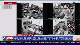 Voter Fraud in Georgia