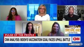 CNN Host Left Speechless as Guests Thwart Her Lefty Vaccine Narrative