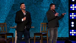 Prophetic Word from Pr Troy Brewer and Jamie Galloway