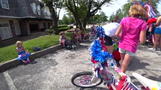Fourth of July Parade for Kids Video! Part 9