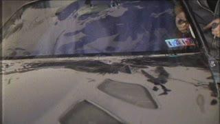 Mazda Miata MX-5 - Midnite Runner - 009 Windshield Removal