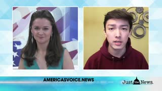 """Austin Tong clip: """"They said I committed a hate crime...because I have a gun"""""""