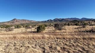 Davis Mountains without snow