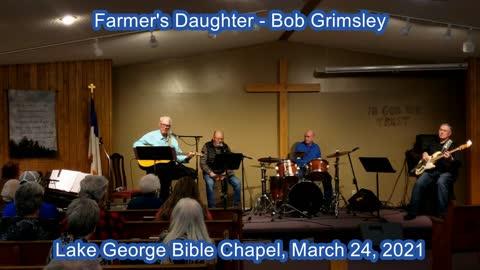 Farmers Daughter - Bob Grimsley