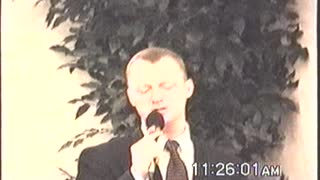 Special Song - Wish You Were Here, by James W. Bryant, 09-06-2003