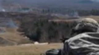M240B medium machine gun