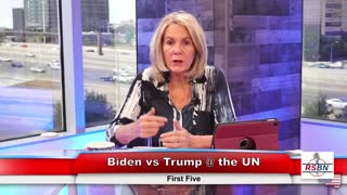 America, Can We Talk? with Debbie Georgatos - Biden vs Trump; Vax Whistleblower & More 9/21/21