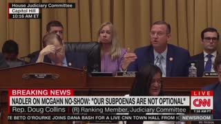 "Doug Collins rips Dems for political ""theater"" in McGahn subpoena"