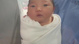 My lovely daughter. Kim bom