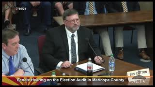 AZ Audit Hearing Highlights