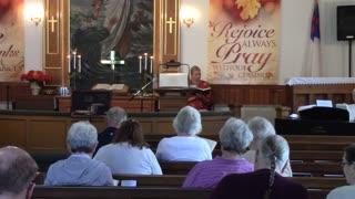 Sunday Service September 5, 2021