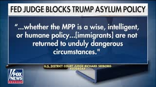 Judges continue to rule against President Trump