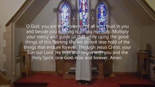 Worship for 2nd Sunday aft Pentecost St James