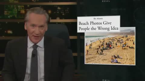 Bill Maher SLAMS Liberals for COVID Fearmongering