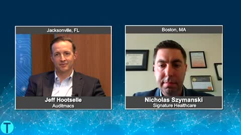 """Tech Talk USA"" with Nicholas Szymanski from Signature Healthcare"