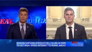 Real America - Dan W/ Rep. Madison Cawthorn (June 15, 2021)
