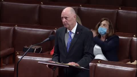 House Republican Winds Up Floor Speech With 'Let's Go, Brandon!'