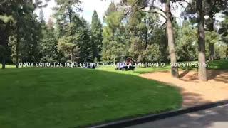 North Idaho Golfing