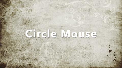 Doodle a Circle Mouse