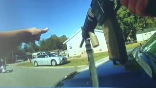 BODYCAM: Officer Involved Shooting in Richland County, South Carolina