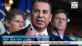 Democrats dismiss fraud concerns with mailing ballots to every voter automatically in November