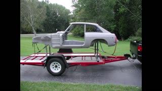 1974 MGB GT V8 conversion