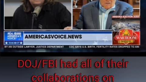 DOJ/FBI Convert Surveillance