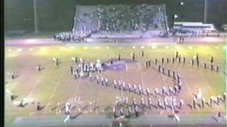 1989 SCHS Marching Band