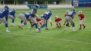 CBS airs ad touting girl power during Super Bowl