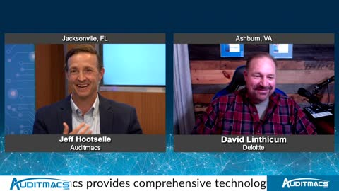 """""""Tech Talk USA"""" with David Linthicum from Deloitte"""