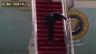 Joe Biden Falls America