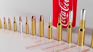 Ammunition: Size Comparison