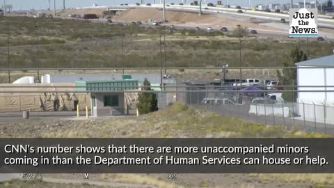 Unaccompanied minors being held by Border Patrol longer than US law allows, looming crisis, report