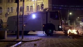 Dozens injured in Jerusalem violence