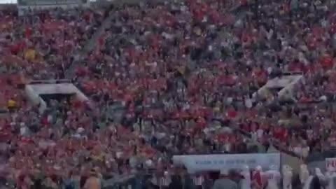 Rose Bowl Streaker: Aaron Dissell-Burnside