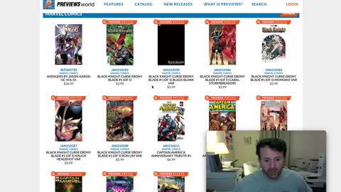 My Comic Book Picks for week of March 17, 2021 + key issues