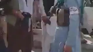 Afghanistan - Taliban blocking reporters from covering women's protests