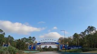 New Walt Disney World Entrance Sign!